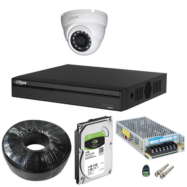 سیستم امنیتی داهوا مدل DP12E1000