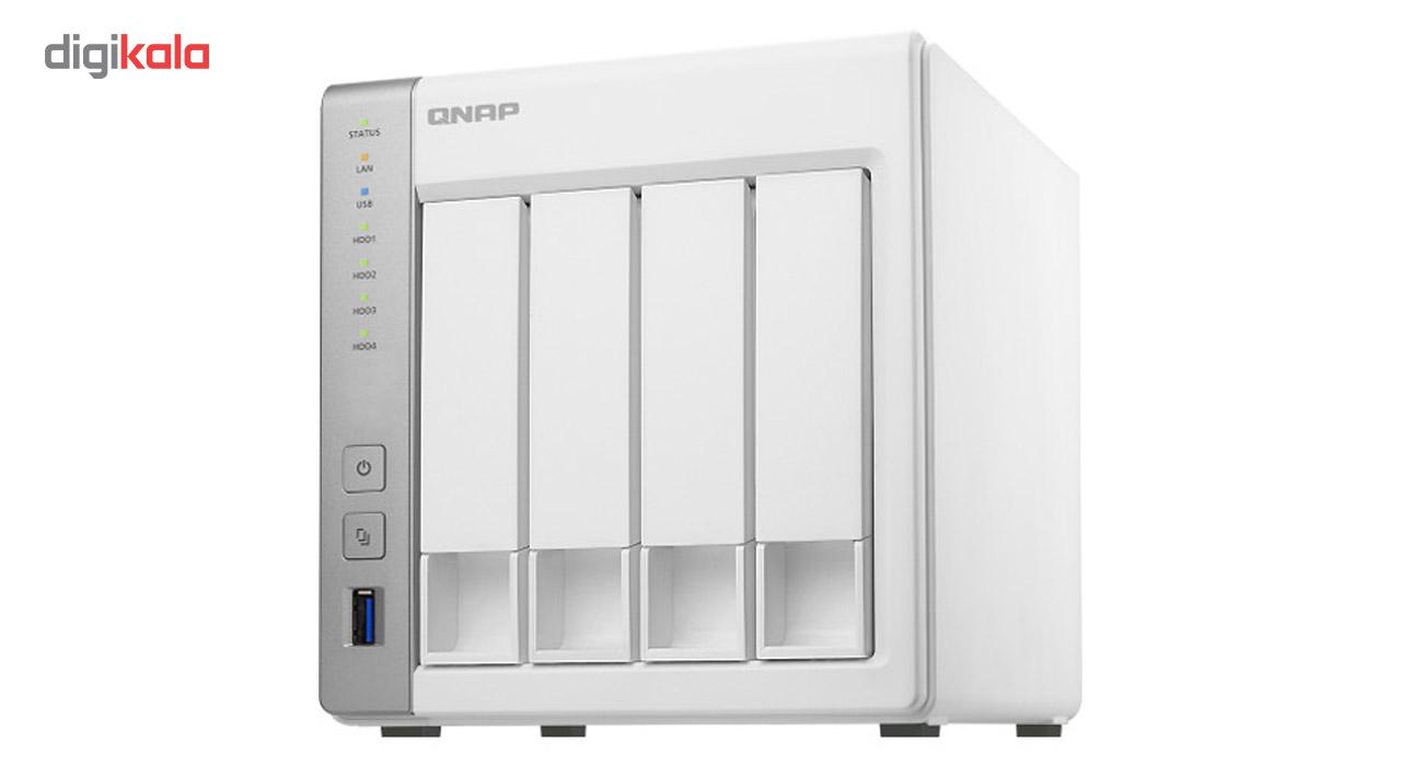 ذخیره ساز تحت شبکه کیونپ مدل TS-431P2-1G