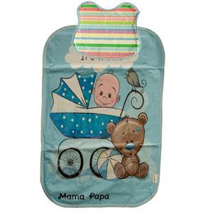 زیرانداز تعویض نوزاد ماما پاپا کد R43