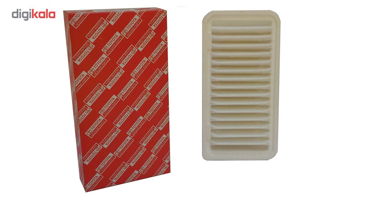 فیلتر هوا مدل 22020 مناسب برای خودرو های تویوتا کرولا و جیلی main 1 1
