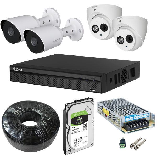 سیستم امنیتی داهوا مدل dp42a2220