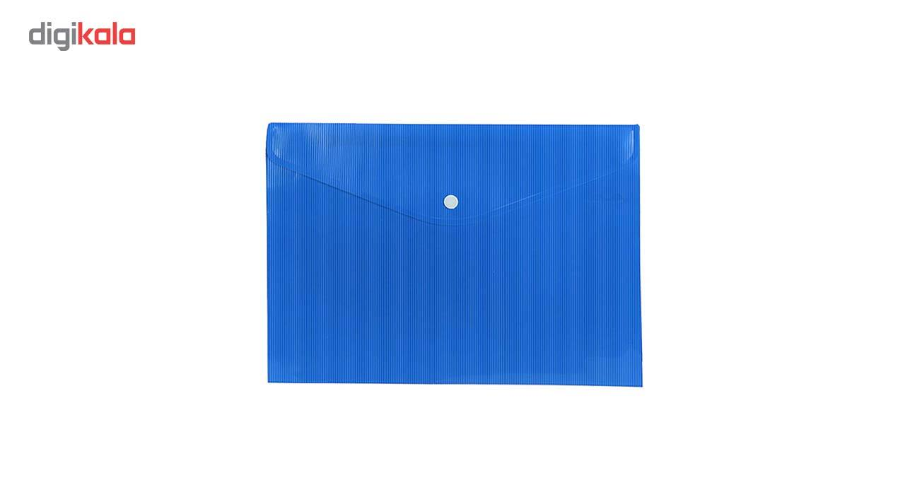 پاکت دکمه دار سهند کد 371sp سایز A4 بسته 10 عددی main 1 1