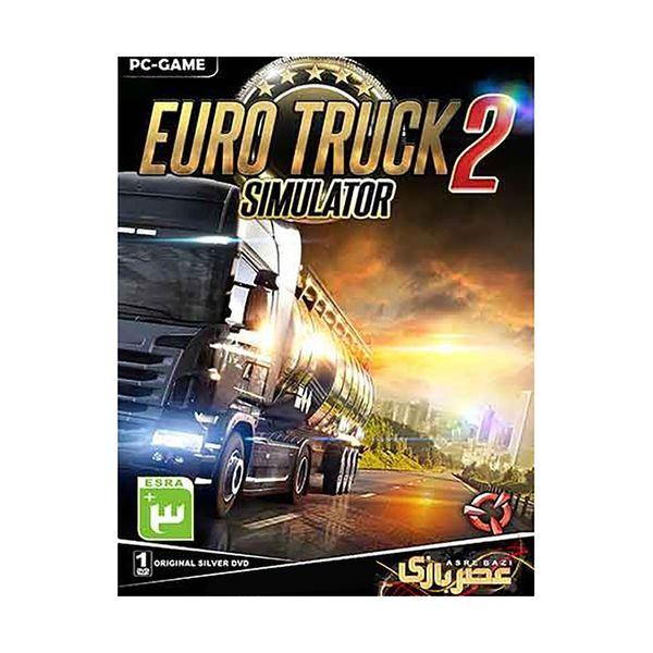 بازی کامپیوتری Euro Truck Simulator 2