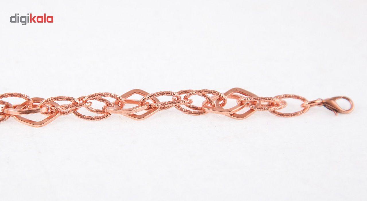 دستبند مسی شاتل گالری مثالین کد 149081 -  - 4