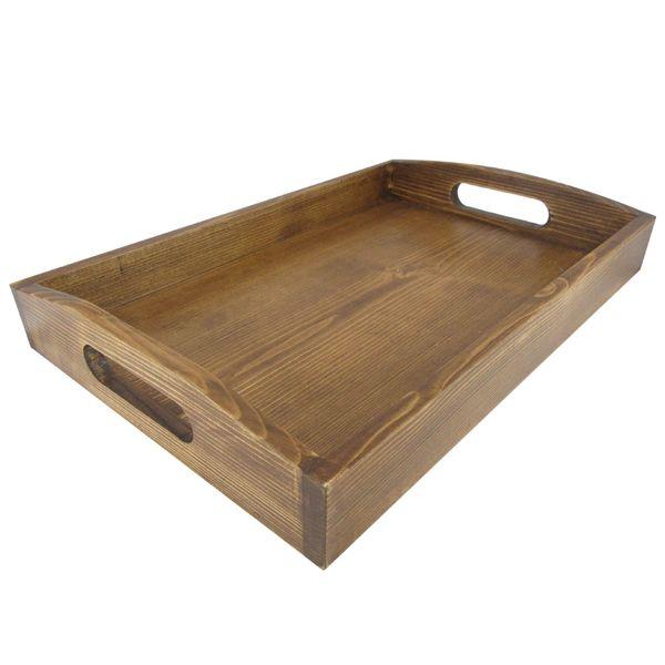 سینی چوبی کوه شاپ مدل جهان نما