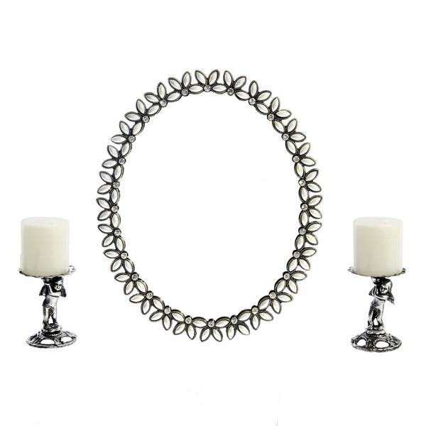 آینه و شمعدان آرت کن مدل AB931