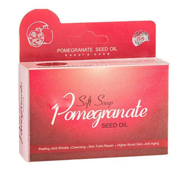 صابون نرم انار آرپی مدل Pomegrante مقدار 95 گرم | RP Pomegranate Soft Soap 95gr