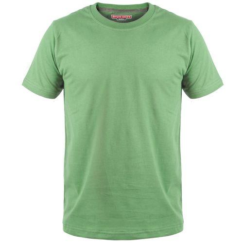 تی شرت مردانه سیمپل  مدل sw3-GreenLight