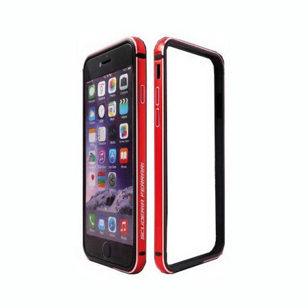 بامپر مدل ScuderiaFerrari مناسب برای گوشی موبایل آیفون 6Plus