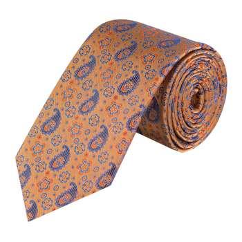 کراوات مردانه مدل GF-PA1368-OR
