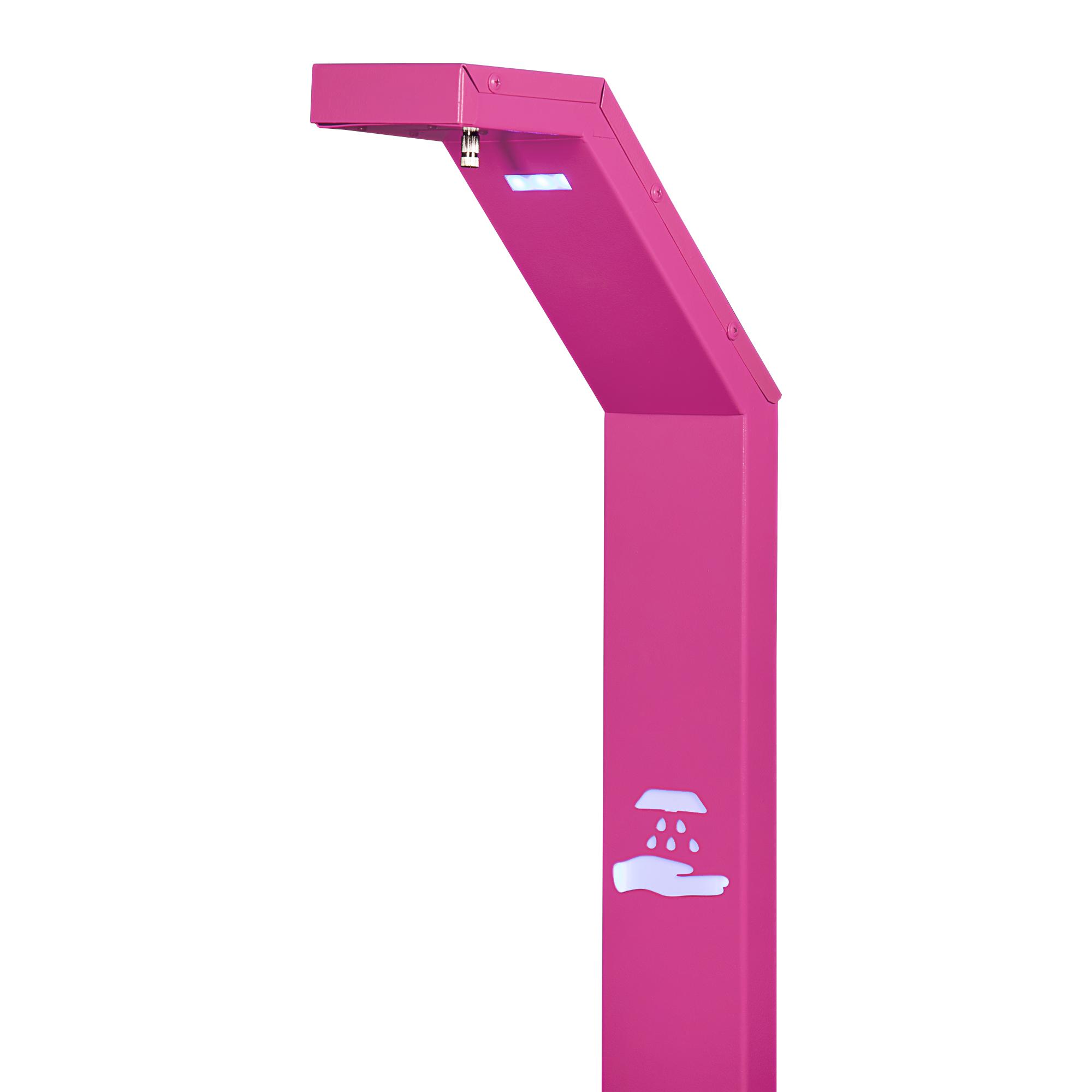 خرید                                      دستگاه ضدعفونی کننده دست پازمین مدل PA005P
