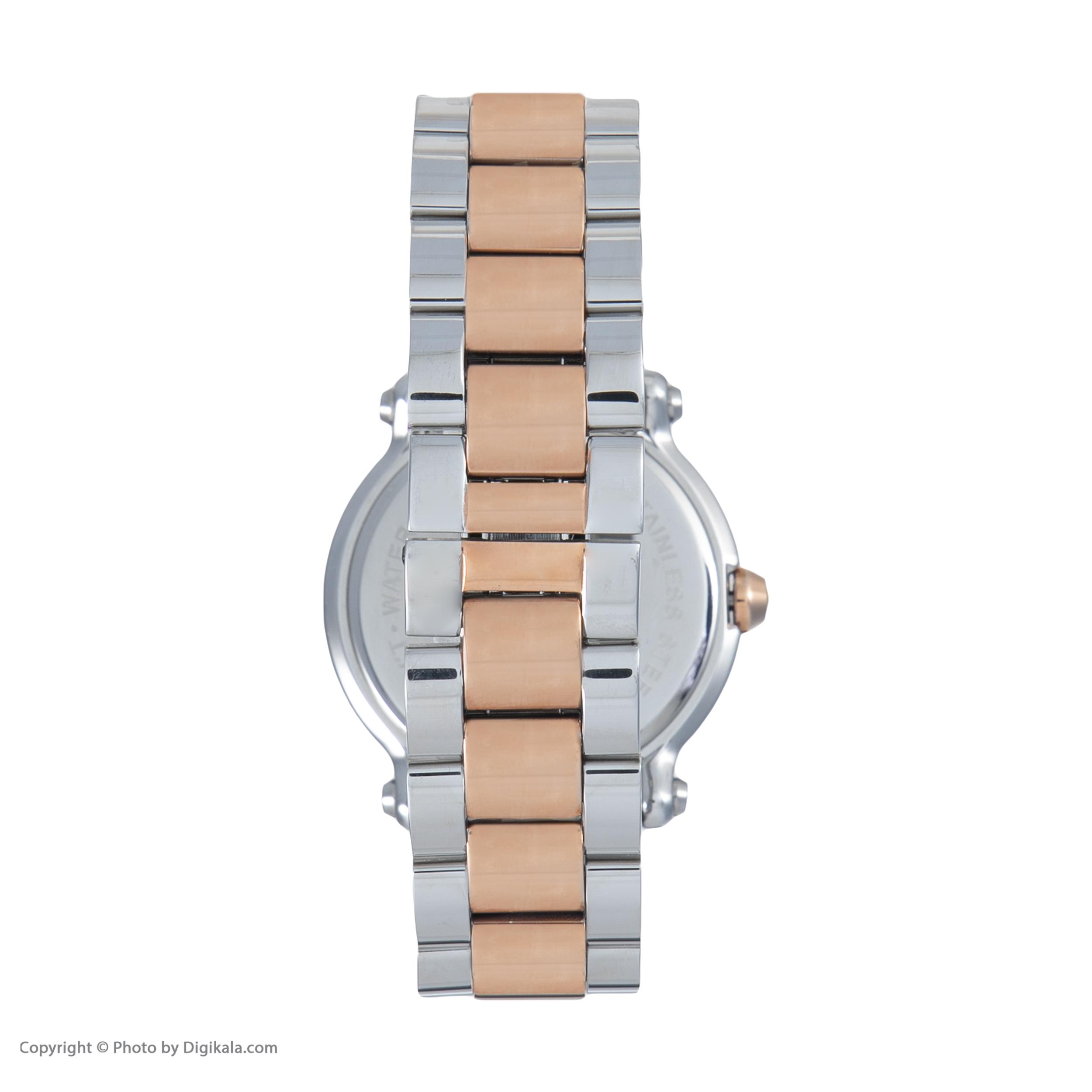 خرید و قیمت                      ساعت مچی  زنانه روینا مدل 22151-L2BRg