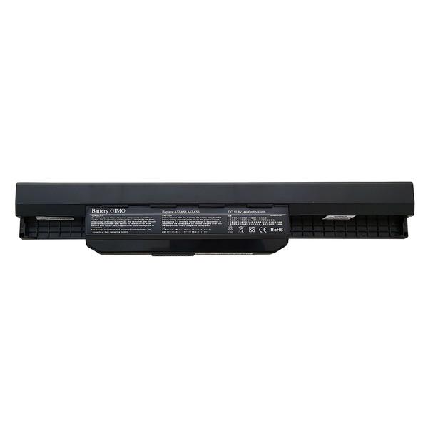 باتری لپ تاپ 6 سلولی جیمو برای لپ تاپ ایسوس مدل K53