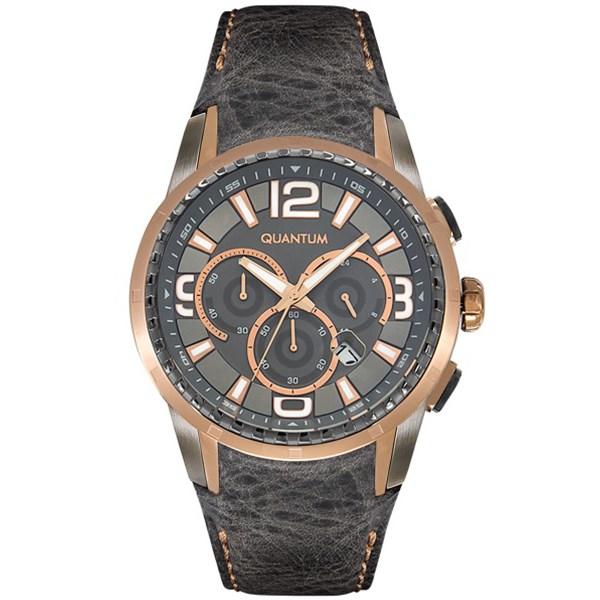 ساعت مچی عقربه ای مردانه کوانتوم مدل EXG417.466 40