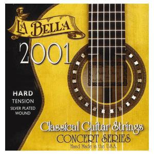 سیم گیتار لا بلا مدل 2001 Hard Tension