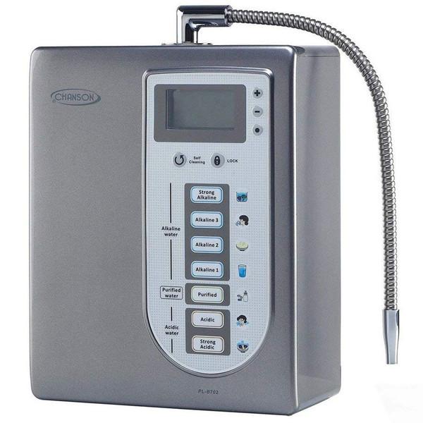 دستگاه تصفیه و پردازش آب یونیزه و هیدروژنه قلیایی چانسون مدل Miracle