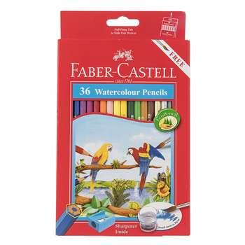 مداد آبرنگی 36 رنگ فابر-کاستل مدل Classic