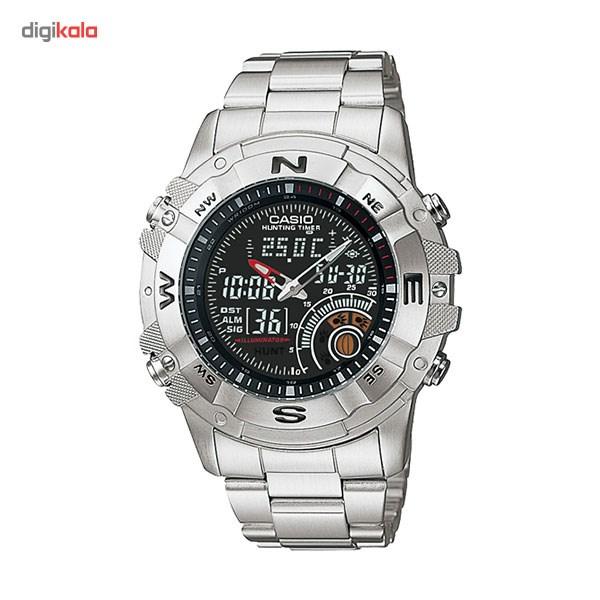 خرید ساعت مچی عقربه ای مردانه کاسیو AMW-705D-1AVDF | ساعت مچی