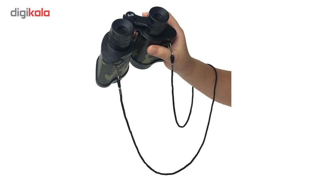 دوربین شکاری اسباب بازی مدل Binocular main 1 2