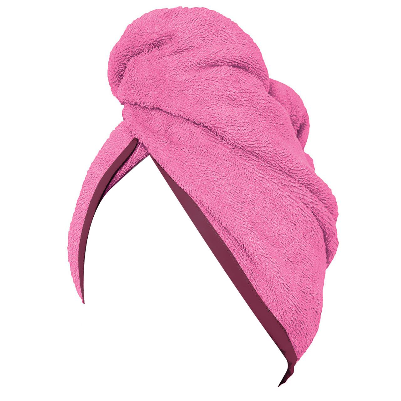 حوله کلاهی دیبا مدل Turban