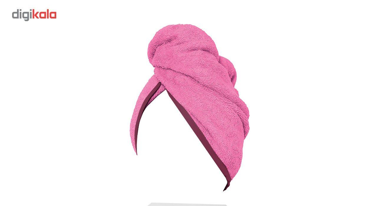 حوله کلاهی دیبا مدل Turban main 1 1