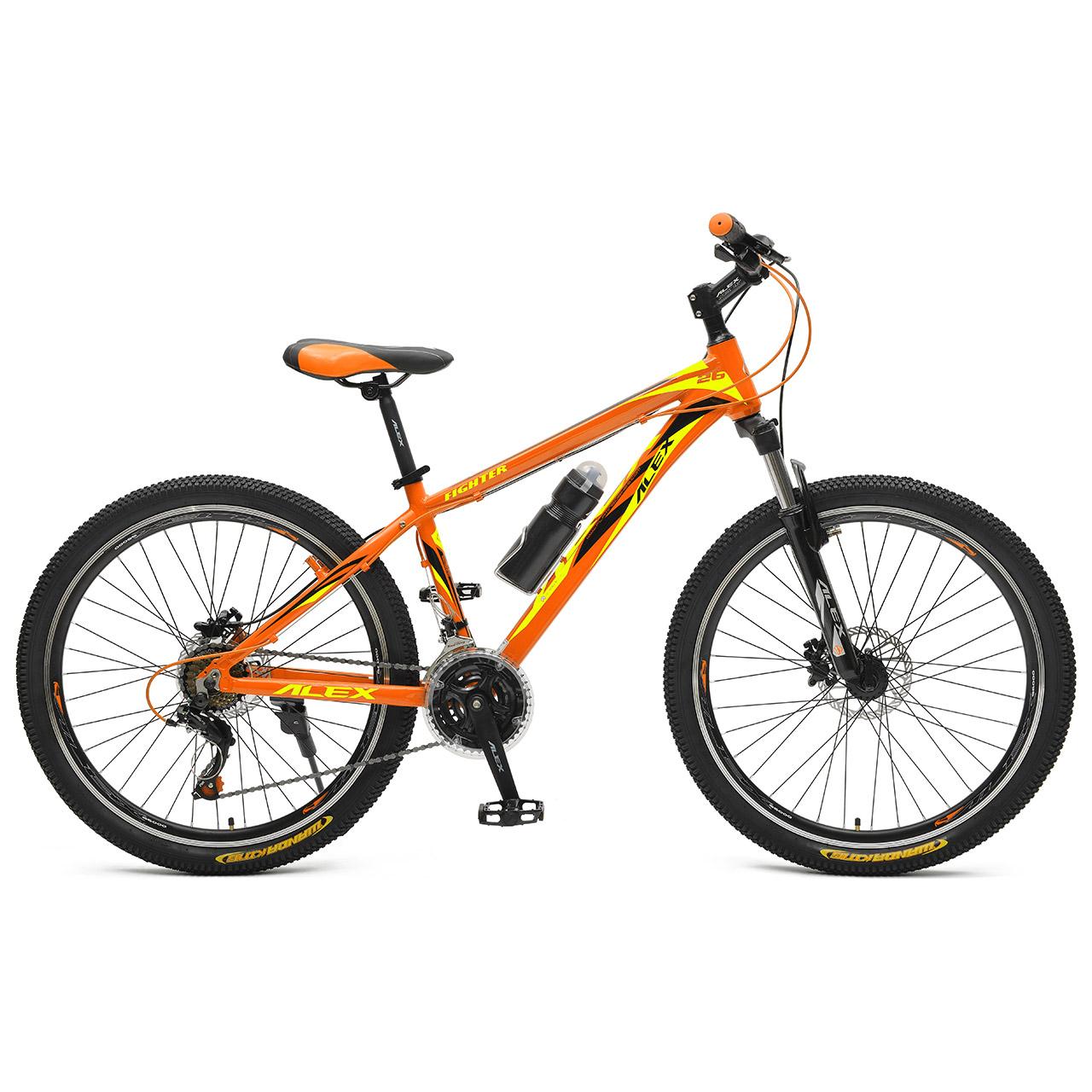 دوچرخه کوهستان الکس مدل Fighter سایز 26
