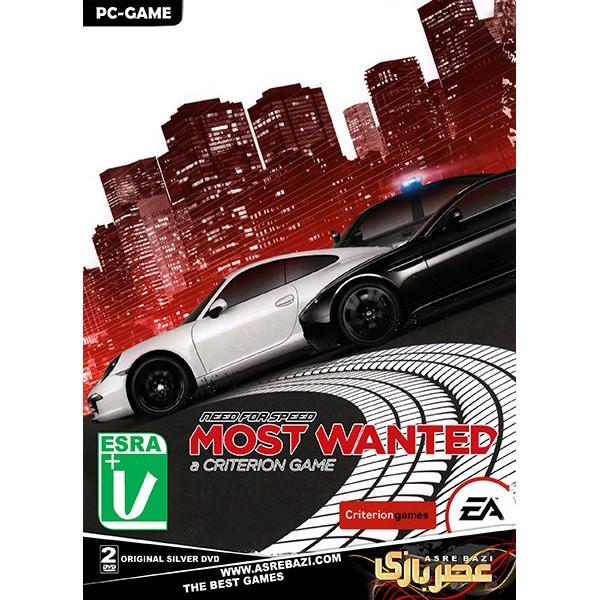 بازی کامپیوتری Need for Speed Most Wanted