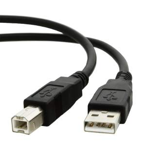 کابل USB پرینتر آلتیما طول 5 متر