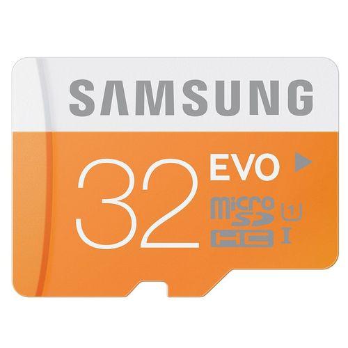 کارت حافظه microSDHC سامسونگ مدل Evo کلاس 10 استاندارد UHS-I U1 ظرفیت 32 گیگابایت