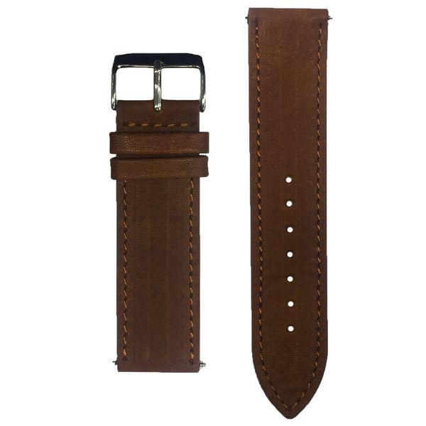 بند چرمی سامسونگ مدل Leather مناسب برای Gear S3