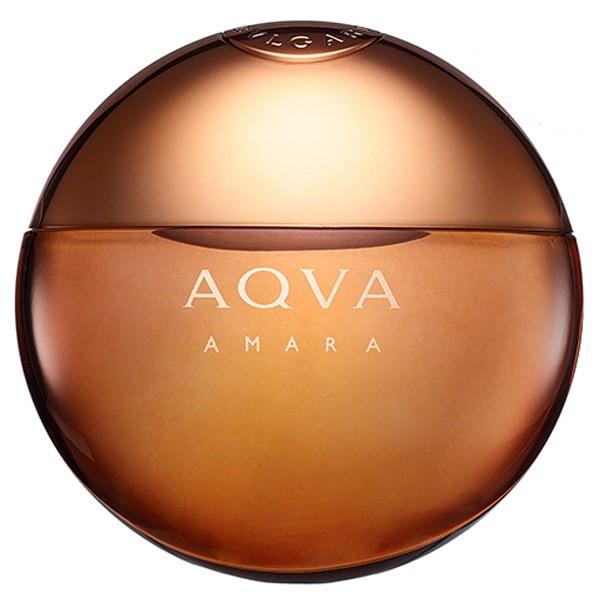 ادو تویلت مردانه بولگاری مدل Aqva Amara حجم 100 میلی لیتر