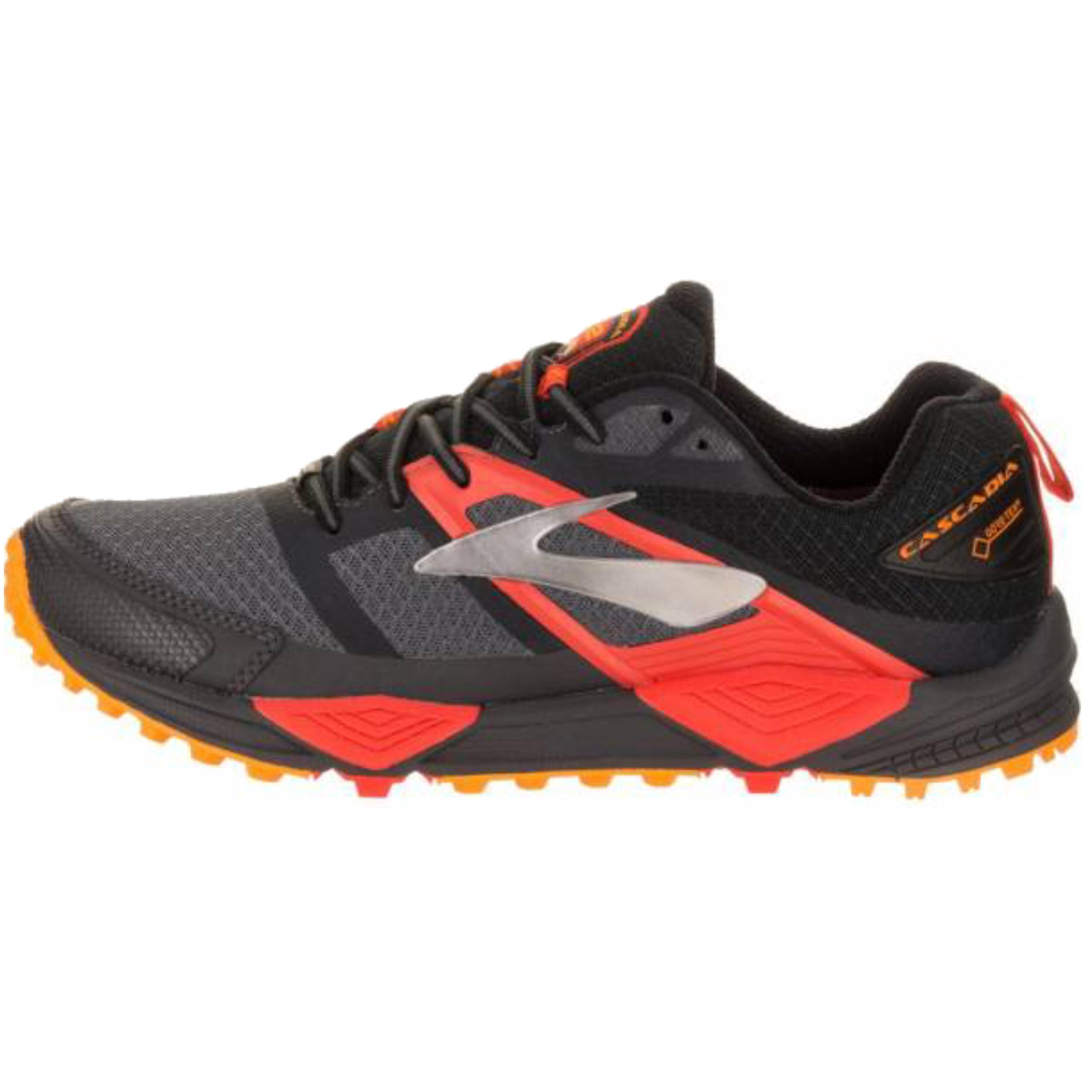 کفش پیاده روی مردانه بروکس مدل cascadia 12GTX