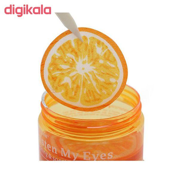 ماسک دور چشم بایو آکوا مدل Orange & Green Tea بسته 36 عددی main 1 1