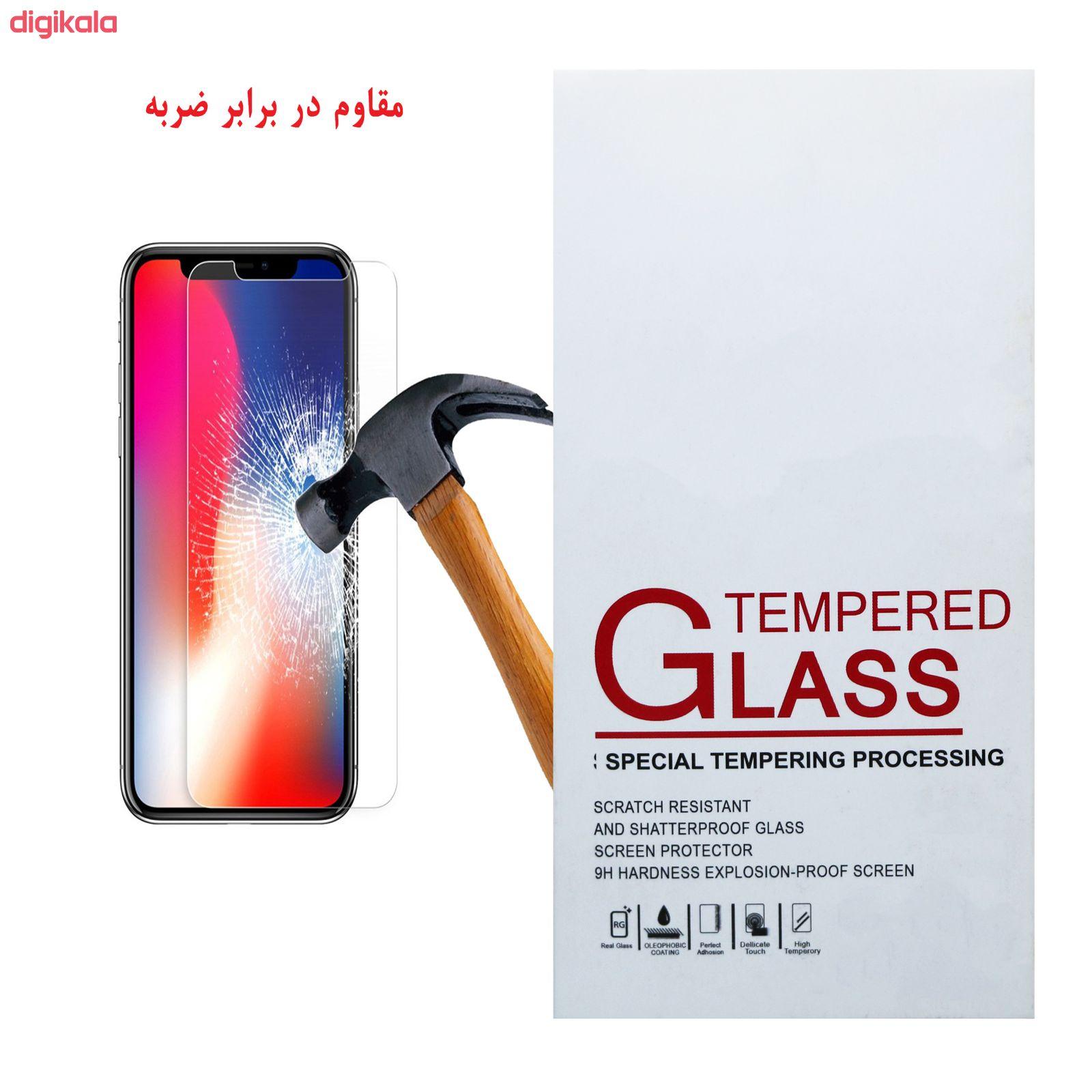 محافظ صفحه نمایش مدل MCRMCM-2 مناسب برای گوشی موبایل سامسونگ Galaxy A40 main 1 5