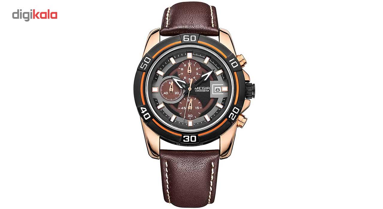 خرید ساعت مچی عقربه ای مردانه مگیر مدل ML2023GREBN1N0