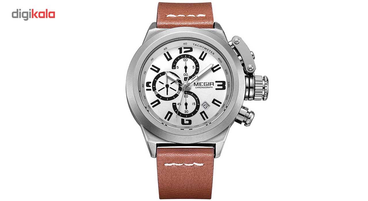 خرید ساعت مچی عقربه ای مردانه و زنانه مگیر مدل ML2029GBN7