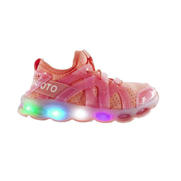 کفش چراغدار بچه گانه مدل fashion1