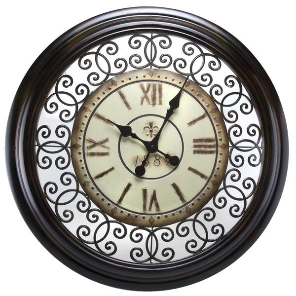ساعت دیواری پرانی مدل 1106