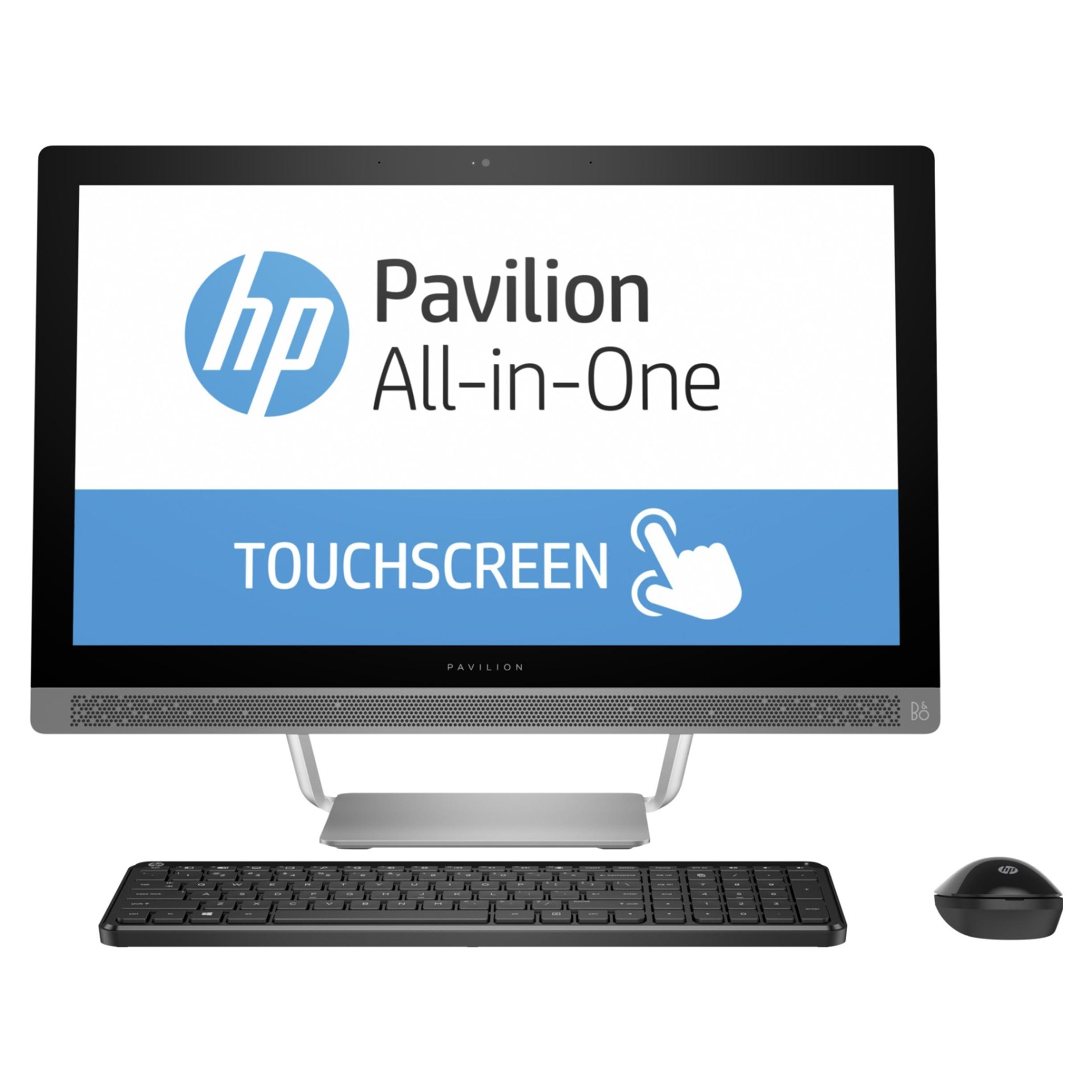 کامپیوتر همه کاره 24 اینچی اچ پی مدل Pavilion 24 A7T