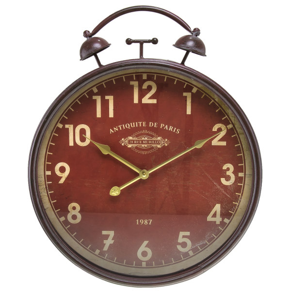 ساعت دیواری پرانی مدل 1114