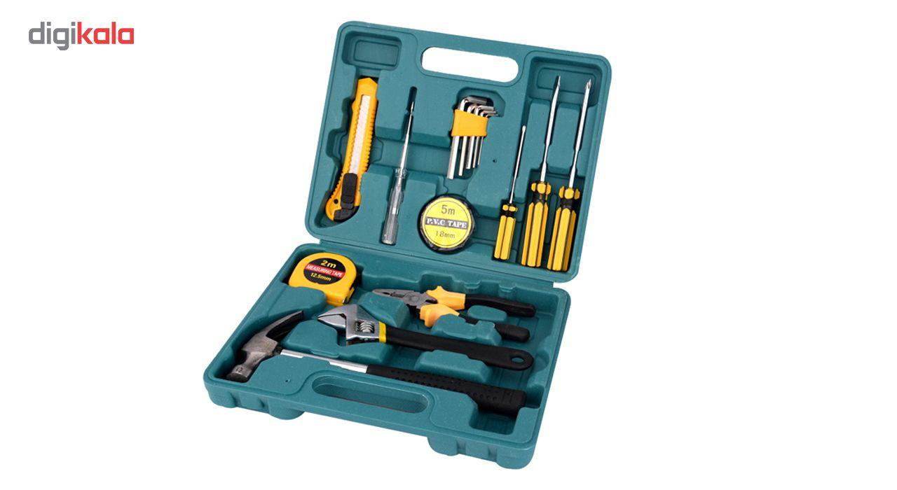 مجموعه 16 عددی ابزار اس ان جو مدل SJ8016 main 1 1