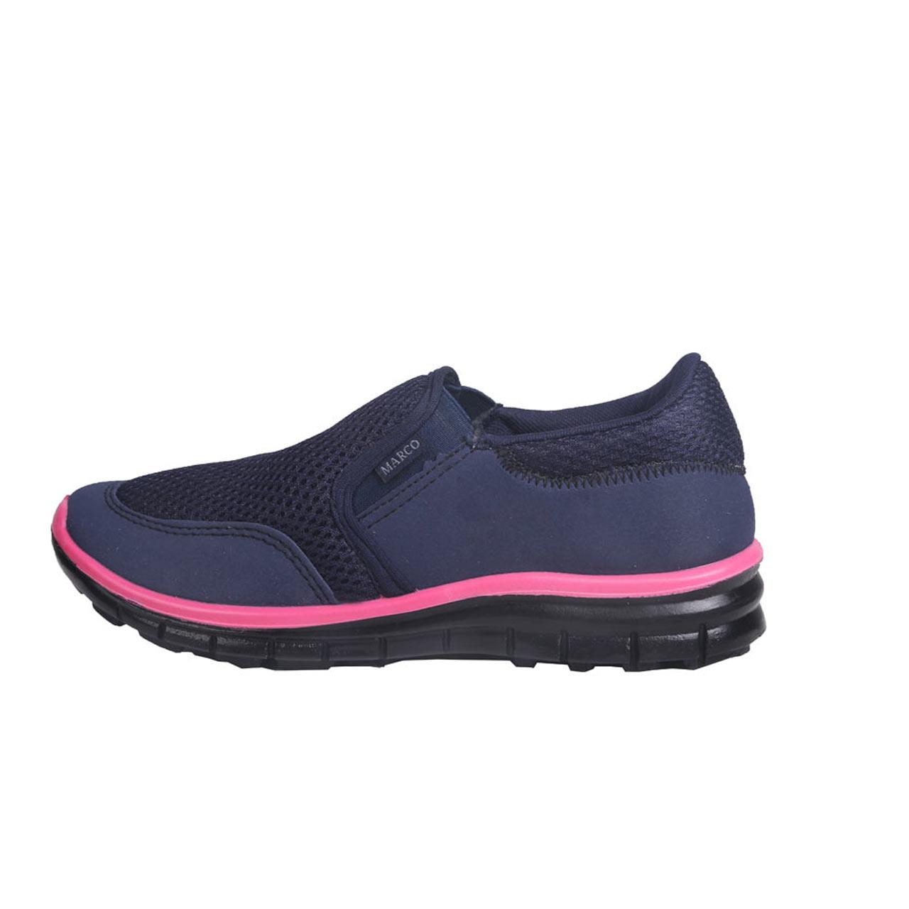 کفش راحتی زنانه مدل مارکو سرمه ای کد SSU1506