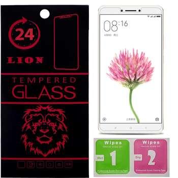 محافظ صفحه نمایش شیشه ای لاین مدل 2.5D مناسب برای گوشی شیائومی Mi Max 2