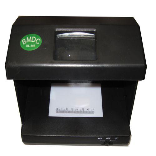 دستگاه تشخیص اصالت اسکناس BMDC مدل DL-860