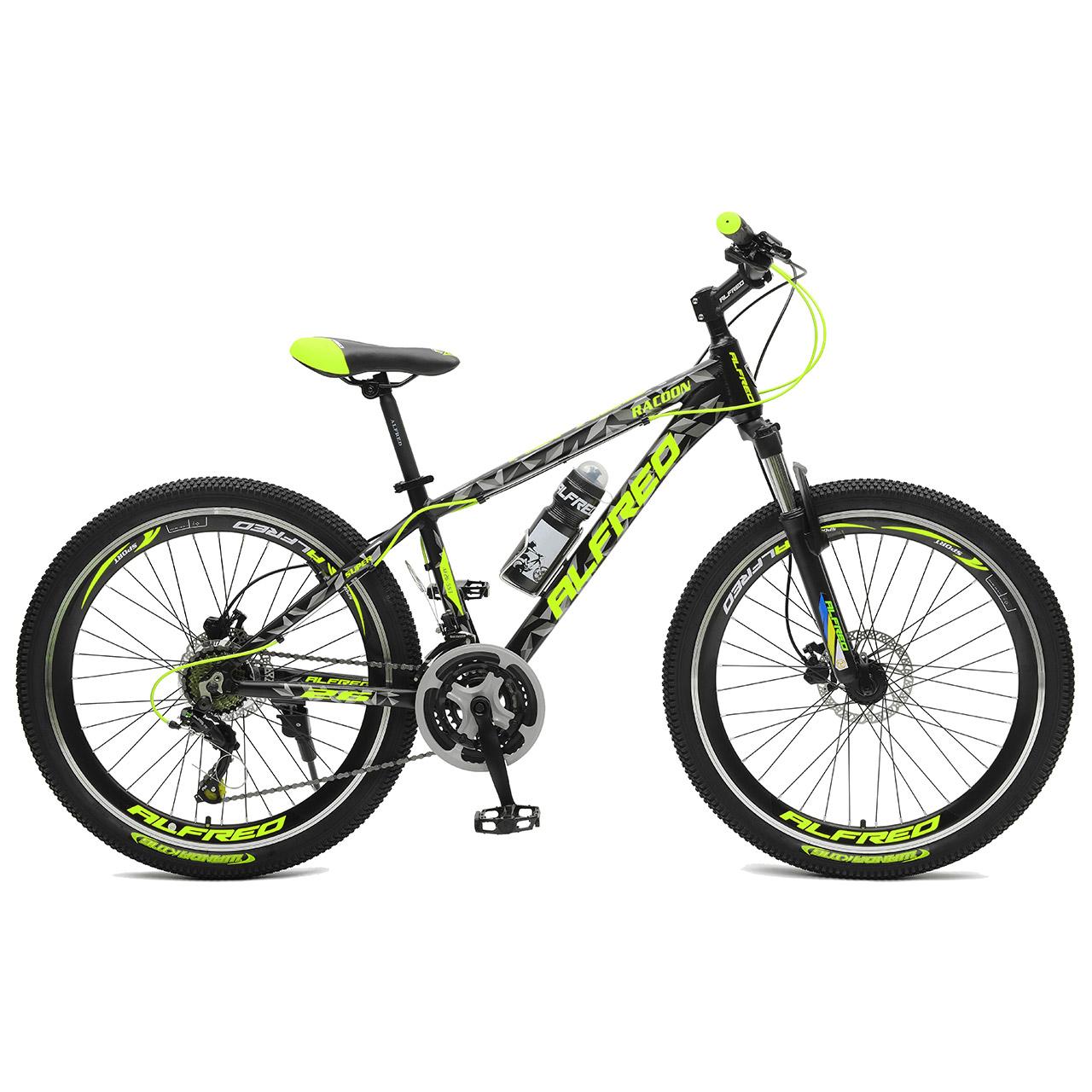 دوچرخه کوهستان آلفرد مدل Racoon سایز 26