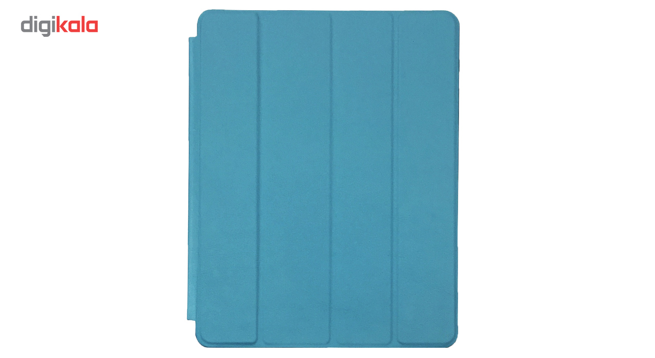 smart leather tablet book cover for apple tab ipad2/3/4, treat model