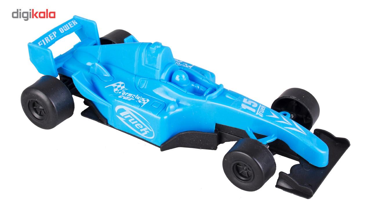 ماشین بازی کنترلی مدل Formula 1