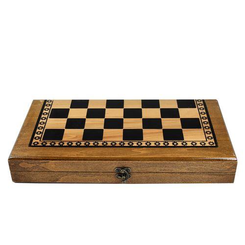 شطرنج چوبی طرح مارس جدید کد CH11
