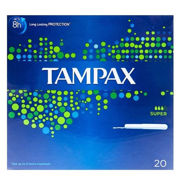 تامپون Tampax مدل Super