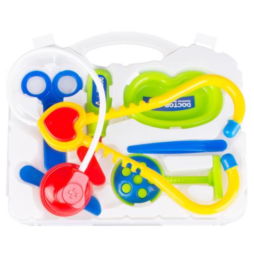 ست تجهیزات پزشکی کودک مدل best toys